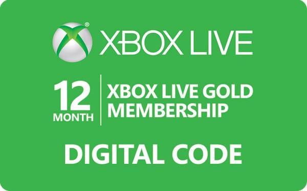 Xbox LIVE Gold Gift Card là gì ?