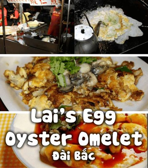 Image result for Lai's Egg Oyster Omelet