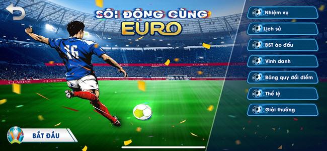 Sự kiện Sôi động cùng Euro VTC Pay