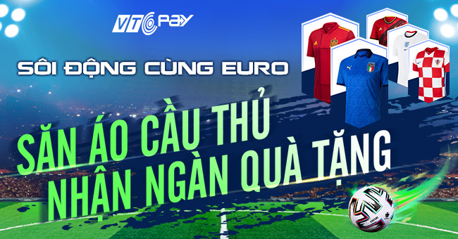 vui cùng euro 2020