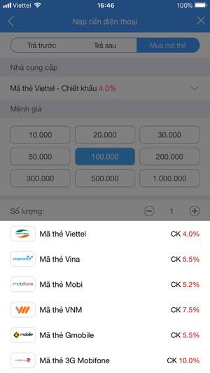 App VTC Pay phiên bản mới: Chạm là thích - Dùng là mê 2