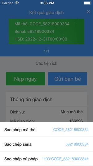 App VTC Pay phiên bản mới: Chạm là thích - Dùng là mê 3