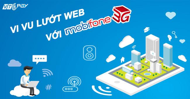 Thẻ 3G Mobifone | Hướng dẫn mua và nạp siêu nhanh