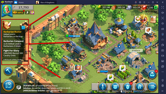 Rise Of Kingdoms Tipps