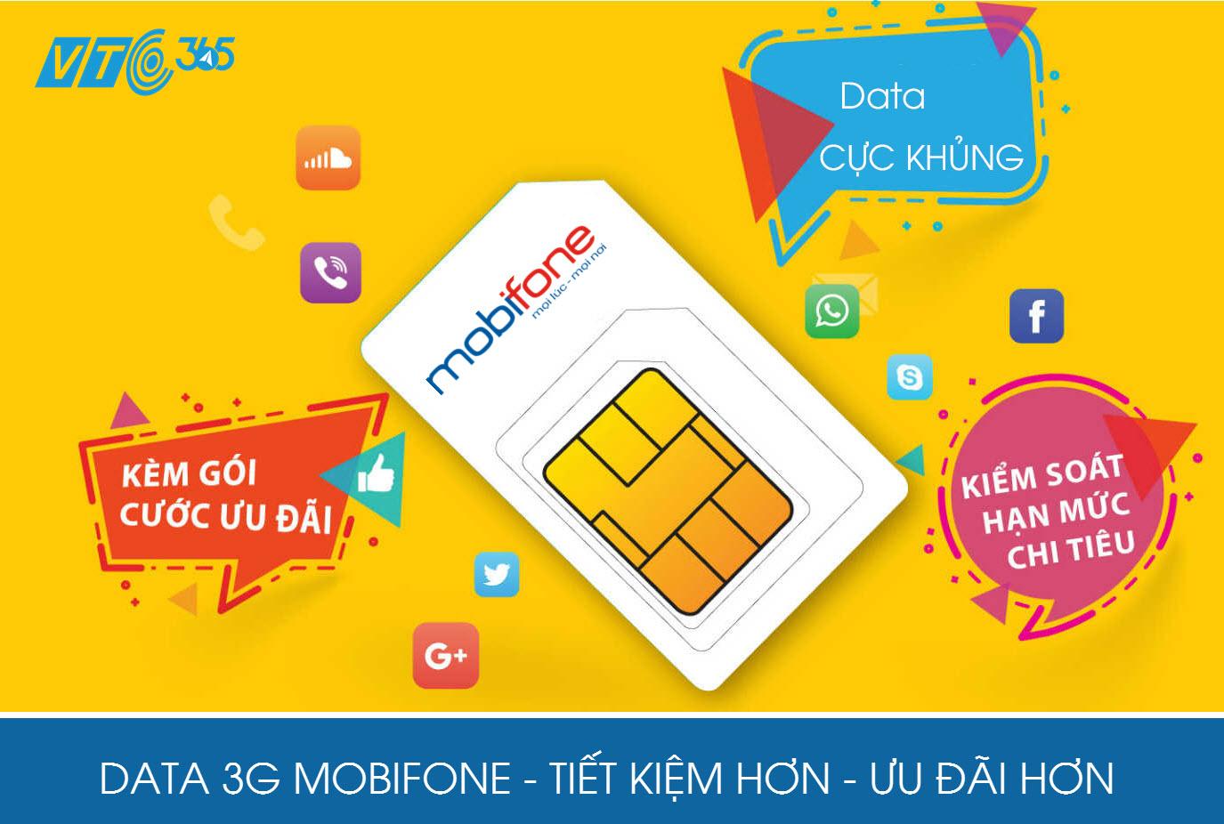 [VTC365] Tiết kiệm hơn bao giờ hết với thẻ Data dung lượng 3G của Mobifone  | VTC365